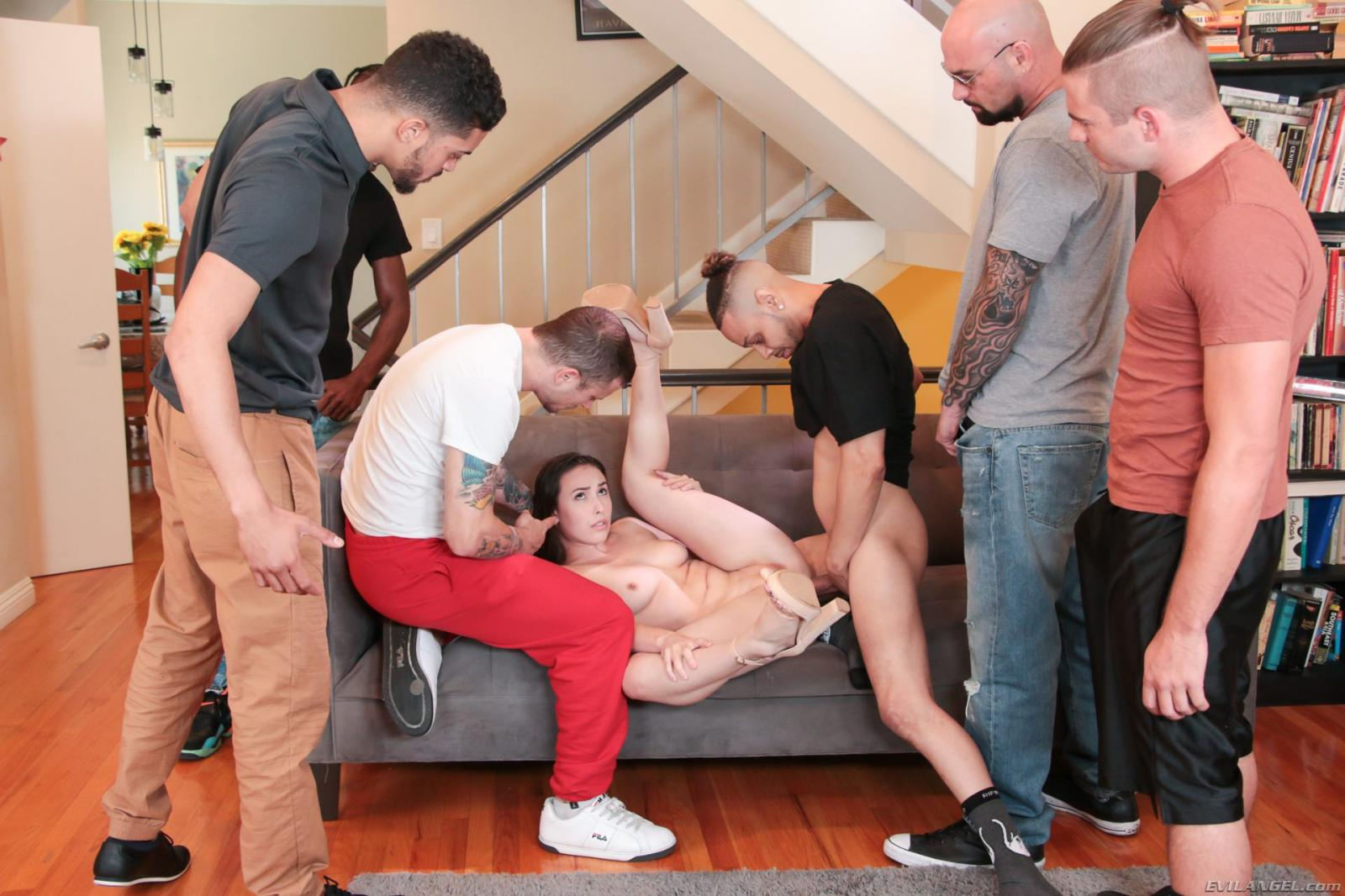 Casey Calvert: DP Gangbang Revenge For Cheating Casey - 3